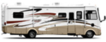 Class A Gasoline Powered Motorhomes